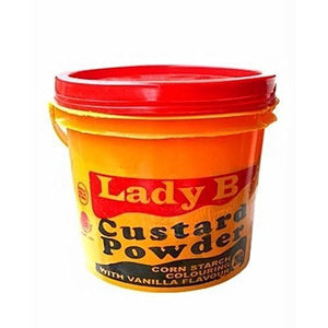 Lady B Custard Powder 2 KG
