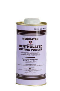 Medicated Mentholated Dusting Powder 225g