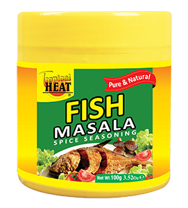 Tropical Heat Fish Masala Spice Seasoning