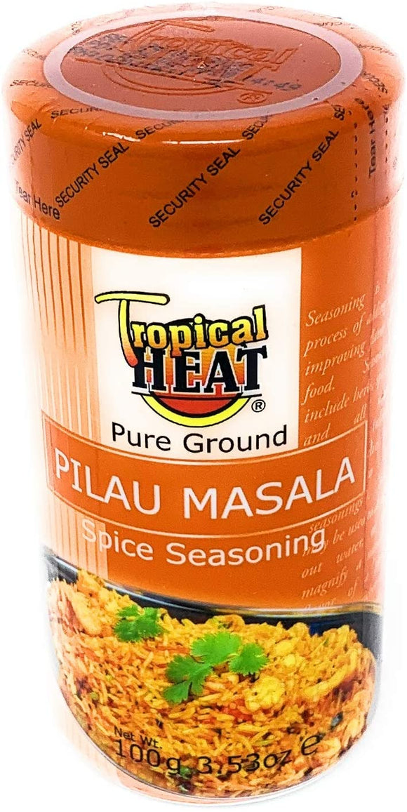 Tropical Heat Pilau Masala Spice Seasoning