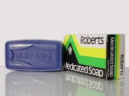 Roberts Medicated Soap 90g