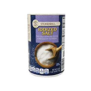 Stonemill Iodized Salt 737g