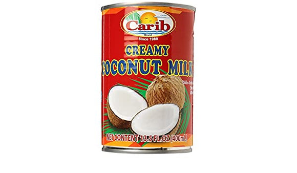 Carib Creamy Coconut Milk 400ml
