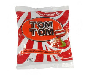 Tom Tom Strawberry (40 pcs.)