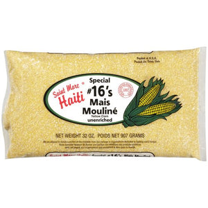 Saint Marc Yellow Unenriched Corn 32oz