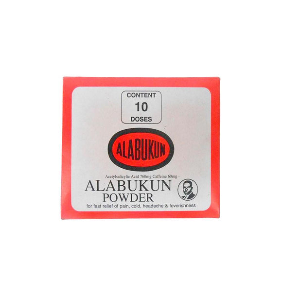 Alabukun Powder Box