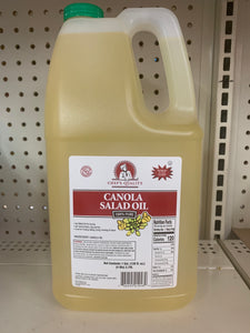 Chef's Quality Canola Oil