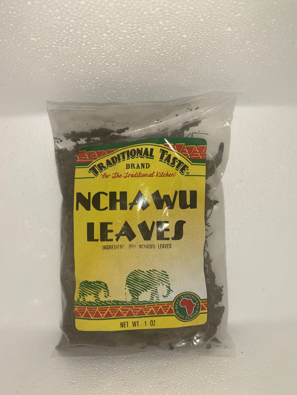 Traditional Taste Nchawu Leaves