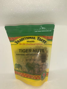 Traditional Taste Tiger Nuts