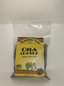 Traditional Taste Oha Leaves