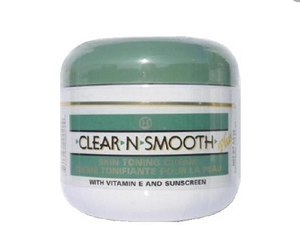 Clear N Smooth Skin Toning Cream (Regular) 114ml