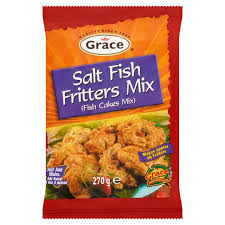Grace Seasoned Mix for Saltfish Fritters 270g