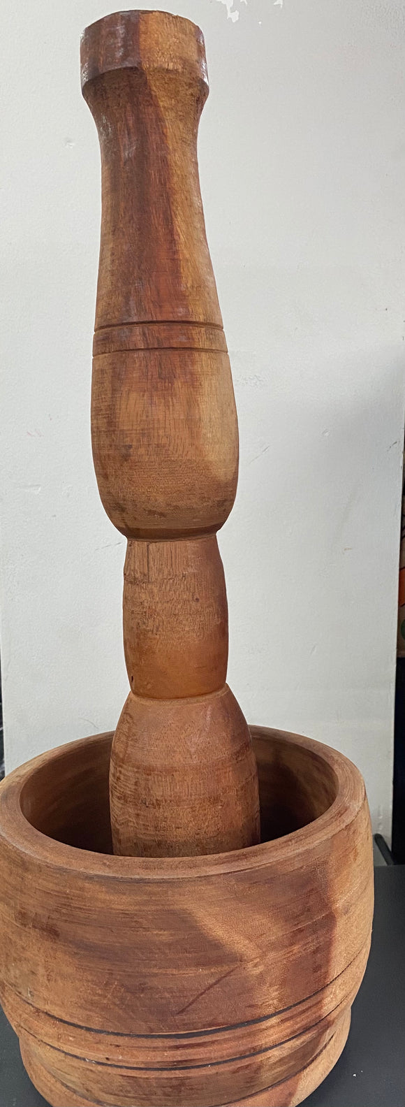 Mortar and pestle small