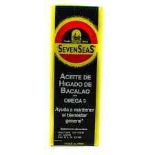Seven Seas Cod Liver Oil 450ml