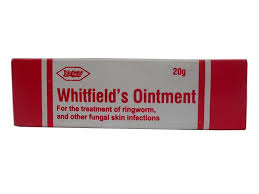 Whitfield Ointment 20g Tube