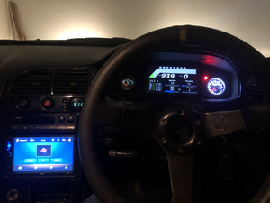 PowerTune Digital GPS Dash