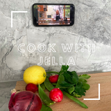 Cook Along with The Jella Case
