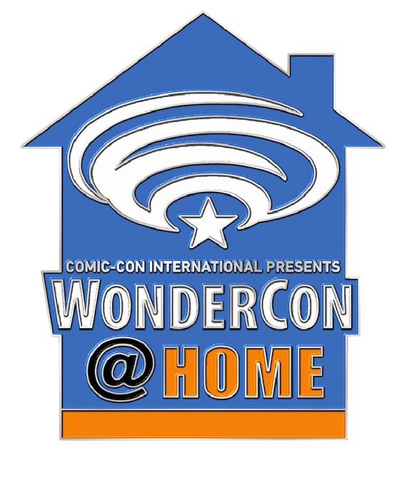 WonderCon@Home 2021 Pin