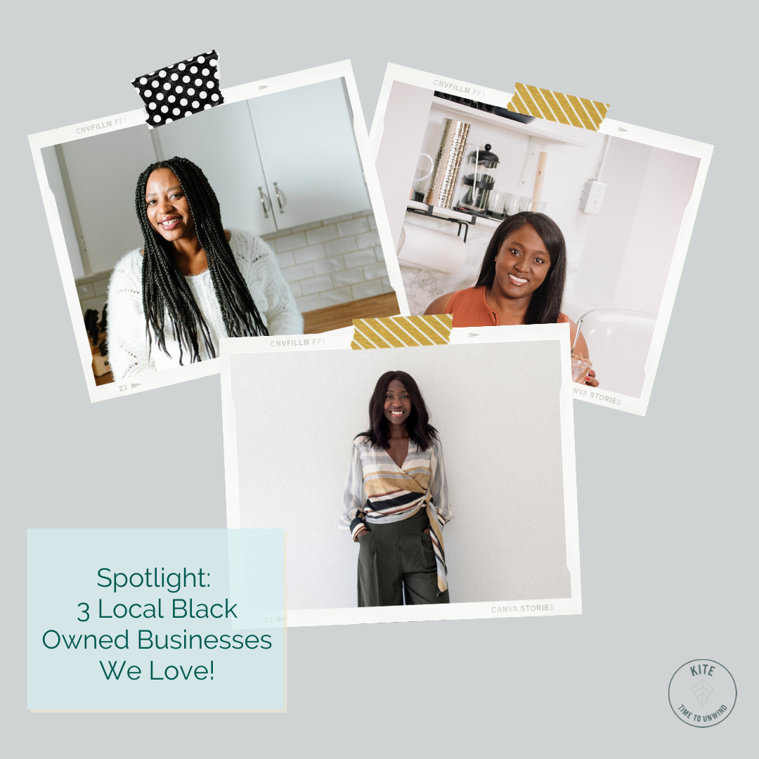 Spotlight: Local Black Owned Businesses We Love!