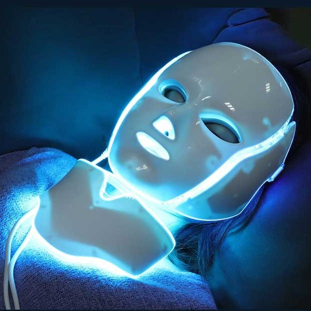 NEW Korean LED Light Therapy Beauty Mask