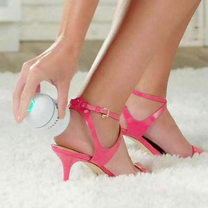 Rechargeable No Mess Pedicure Vacuum Grinder