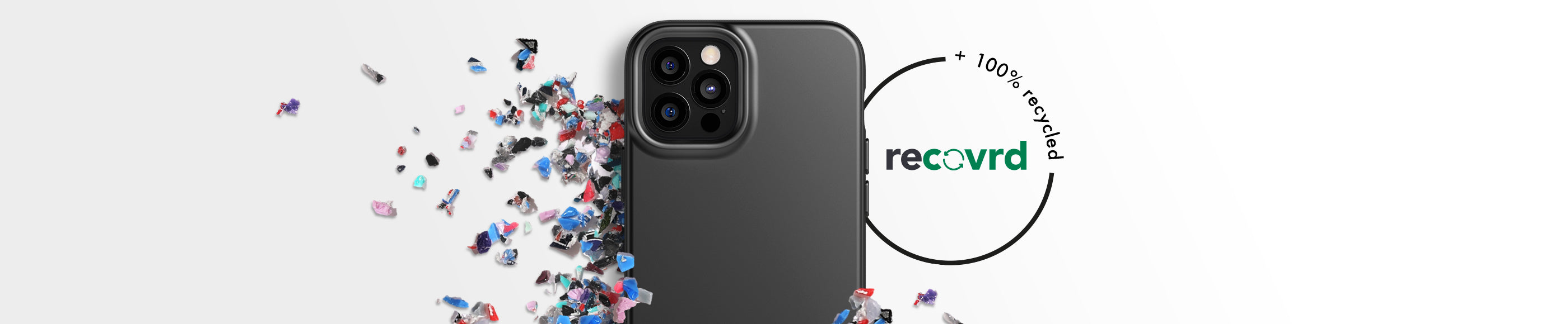 Tech21's Recovrd recycled phone cases