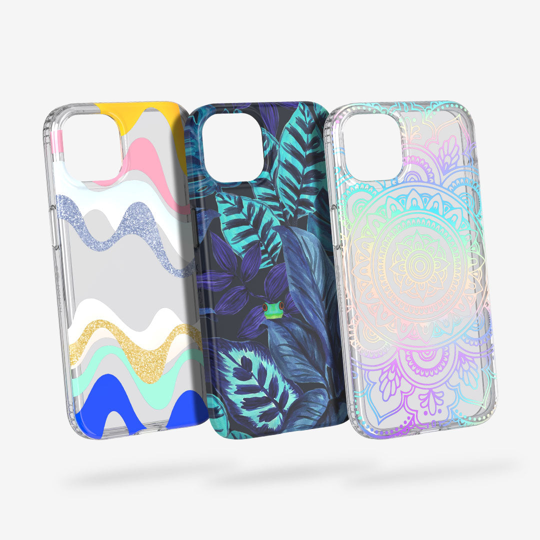 Tech21 iPhone 13 Evo Art and Eco Art exclusive cases