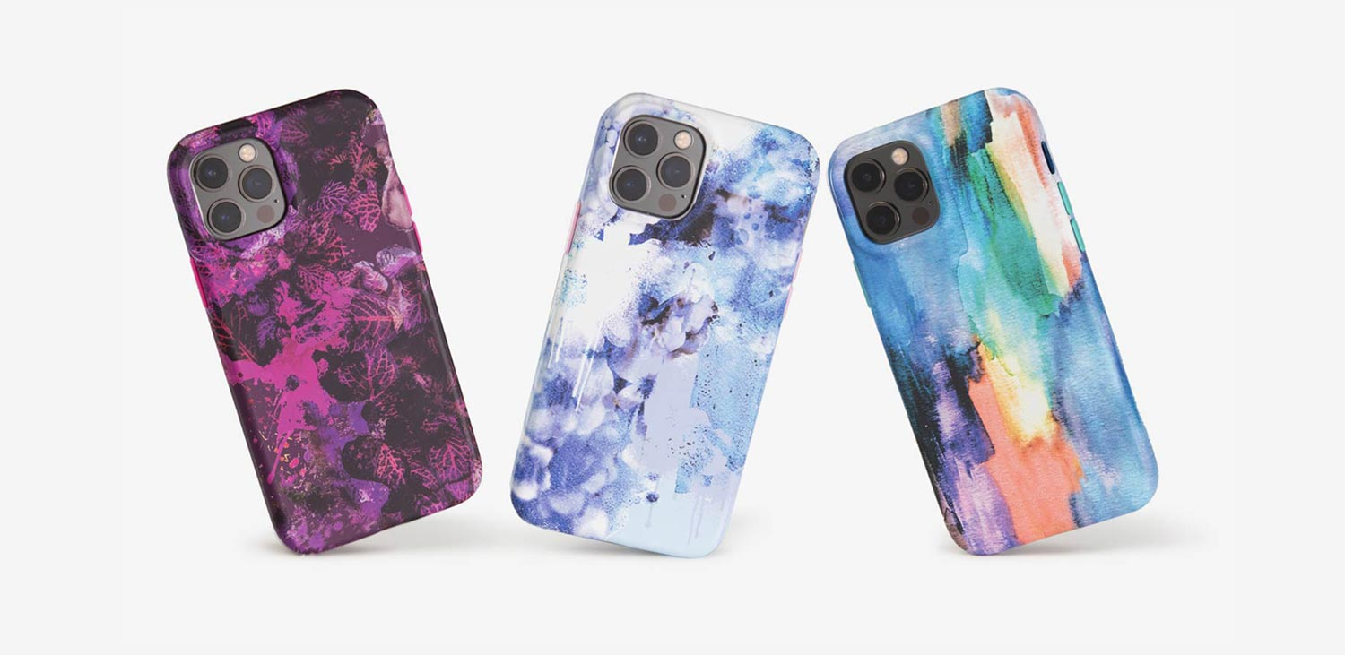 Tech21 iPhone 12 eco-friendly phone cases
