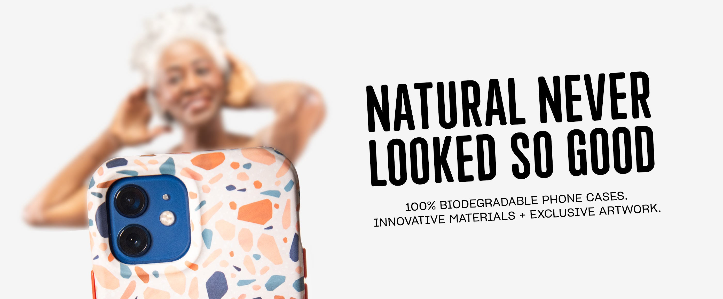 Tech21 biodegradable phone cases