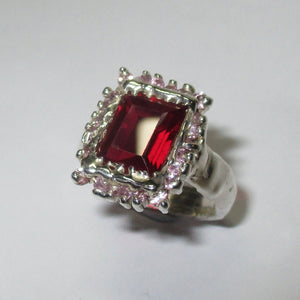 Kingdom Come Ring in Ruby