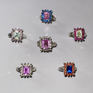 Socialite Ring -Design Your Own