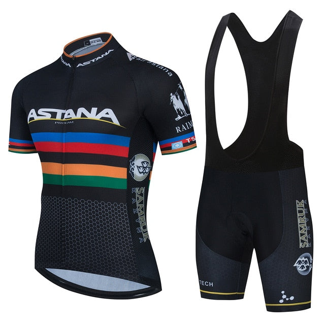 Conjunto ASTANA 2021 Super COLORS - Black