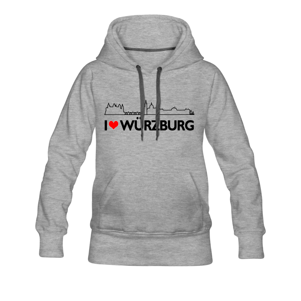"""Würzburg"" - heather gray"