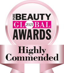Pure Beauty Awards Highly Commended Award 2021