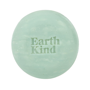 EarthKind Citrus Leaf Shampoo Bar for Frequent Use. Vegan, sustainable and plastic-free.