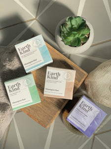EarthKind Hair Care Bars