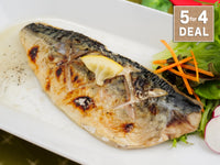 Simmered Mackerel with Shio Lemon ( 5 for 4 deal )
