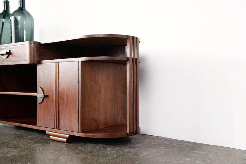 Art Deco TV Console