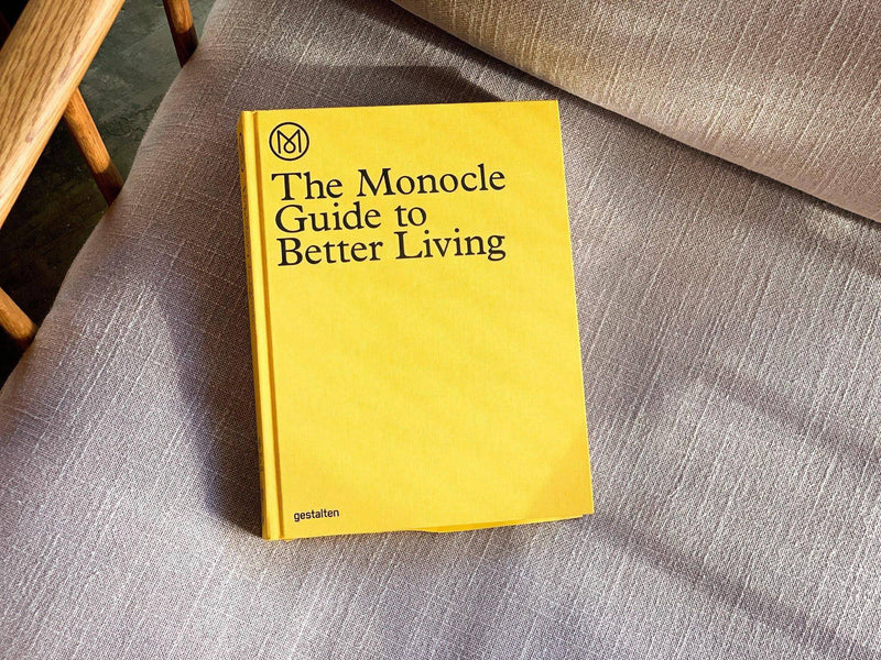 Book: Monocle Guide To Better Living - Journey East