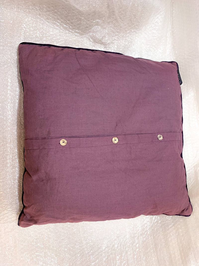 Clearance: Tiede Velvet Cushions 60x60cm - Journey East