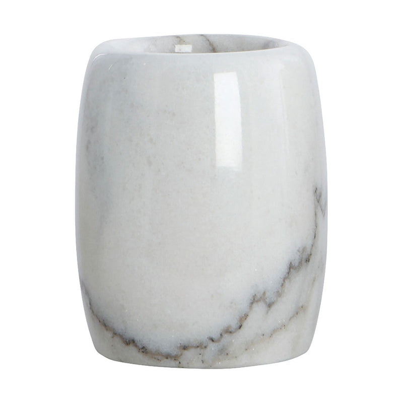 House Doctor Marble Tumbler - Journey East