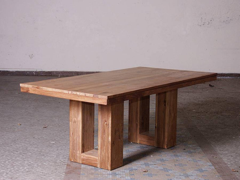 Model U Dining Table (UUD) - Journey East