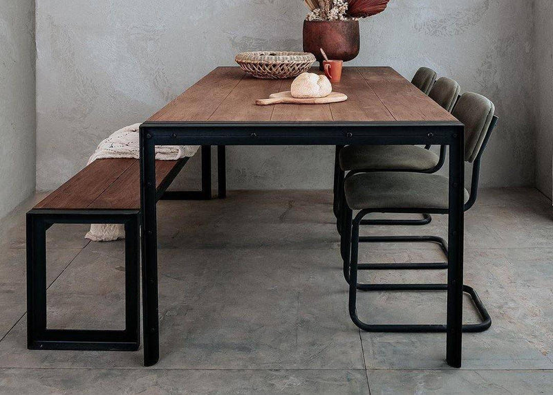 d-Bodhi Fendy Dining Table - Journey East
