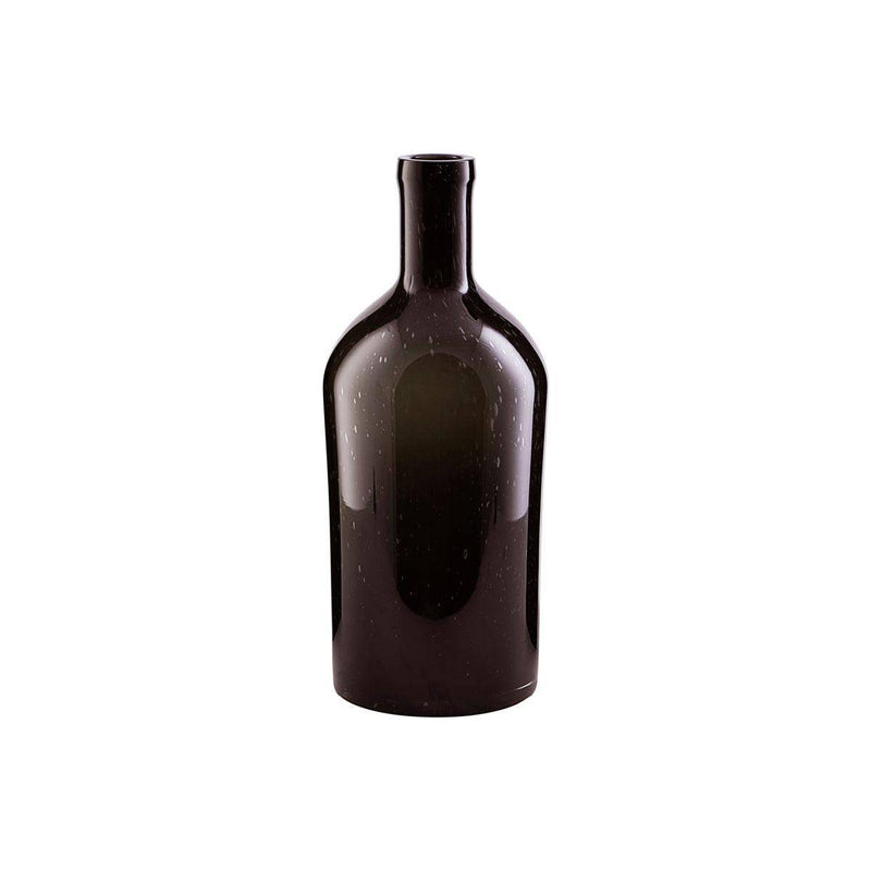 House Doctor Bottle Vase Dark Brown - Journey East