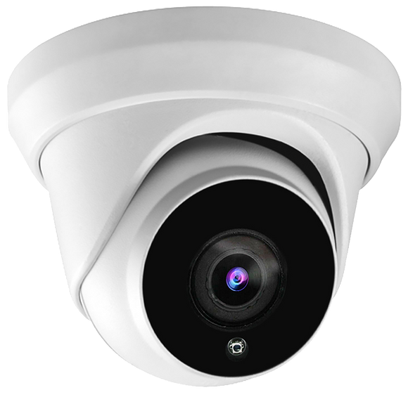 IPC-D350-S - 5MP Super HD PoE Bullet/Dome IP Security Camera Micro Phone Bulild-in H.265 Hikvision/ONVIF