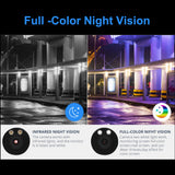 IPC-D352VU-S - 5MP Super Colorful IP SECURITY CAMERA Starlight MICRO PHONE BULILD-IN H.265 HIKVISION/ONVIF