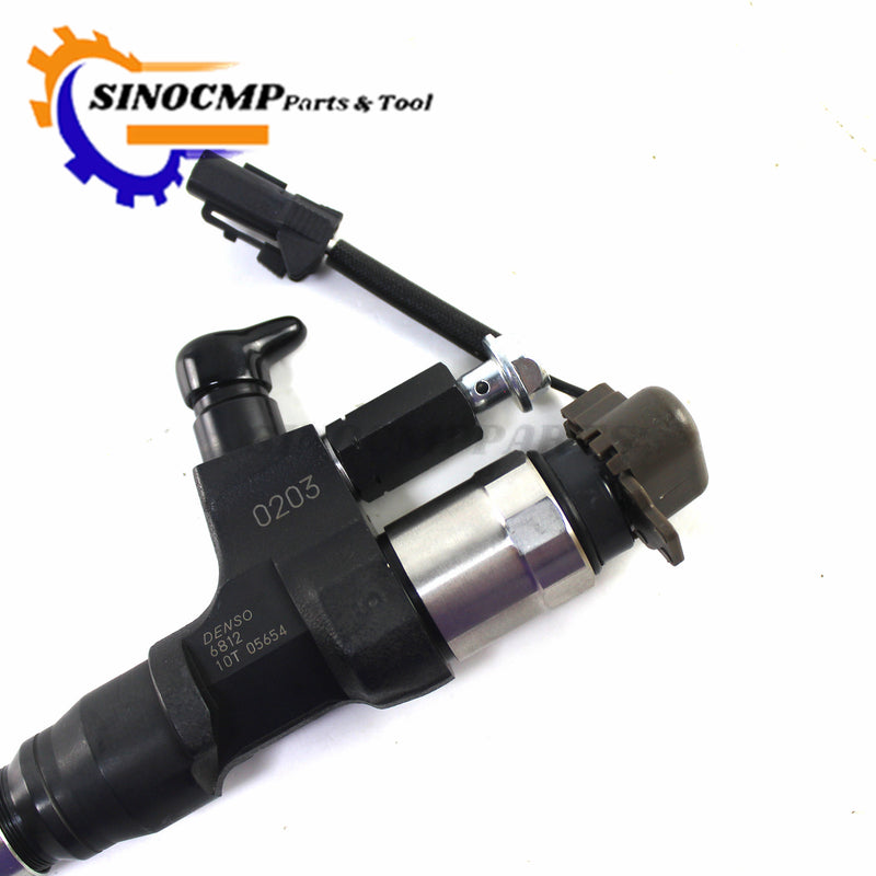 095000-6353 Fuel Injector J05E SK200-8 SK210-8 Diesel Engine