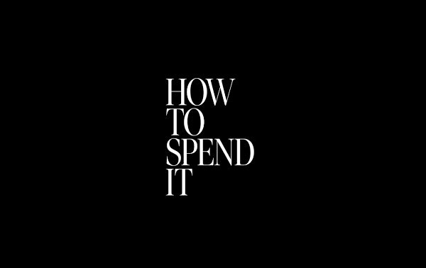 As Featured In FT How To Spend It