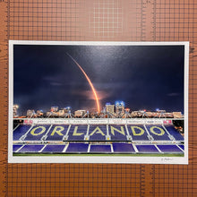 Load image into Gallery viewer, Orlando City SpaceX Launch