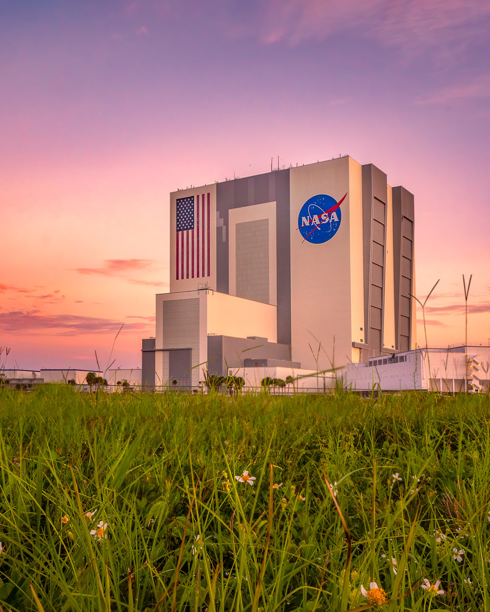 VAB at Sunrise
